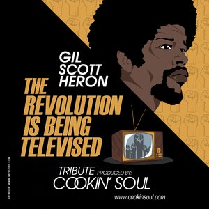 Image for 'Cookin Soul x Gil Scott Heron'