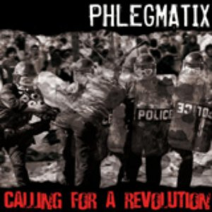 Image for 'Calling For A Revolution'