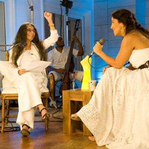 Imagem de 'Ivete Sangalo e Maria Bethânia'