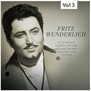 Image for 'Fritz Wunderlich, Vol. 3 (1959-1960)'