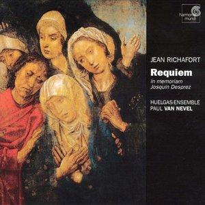 Image for 'Jean Richafort: Requiem in Memoriam Josquin Desprez'