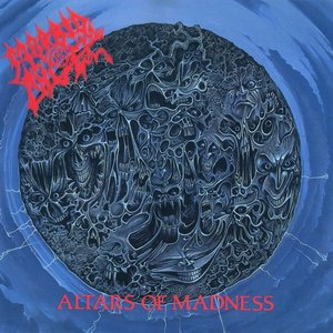 Image for 'Altars of Madness'