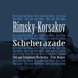 Image for 'Rimsky-Korsakov: Scheherazade, Op. 35'