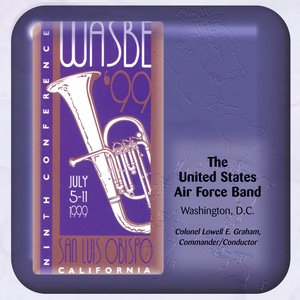 """Image for '1999 WASBE San Luis Obispo, California: The United States Air Force Band """"America's Band""""'"""