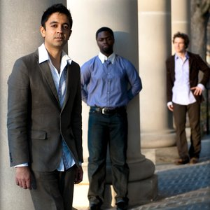 Image for 'Vijay Iyer Trio'