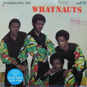 Image for 'Introducing The Whatnauts'
