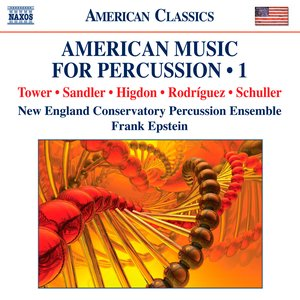 Image for 'American Music for Percussion, Vol. 1'