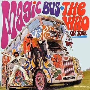 Bild för 'Magic Bus'