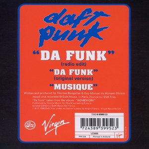 Image for 'Da Funk (radio edit)'