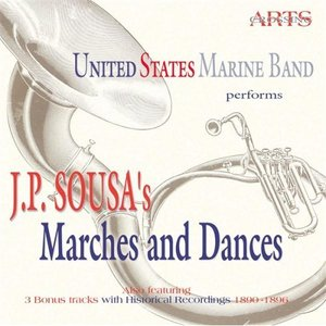 Bild für 'J.P. Sousa's Marches & Dances'