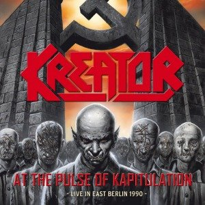 Immagine per 'At The Pulse Of Kapitulation - Live In East Berlin 1990'