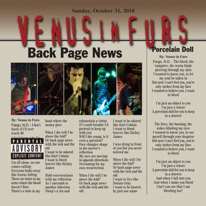 Image for 'Back Page News EP'