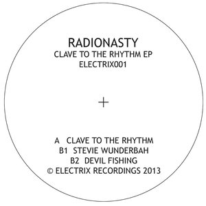 Image for 'Clave to the Rhythm EP'