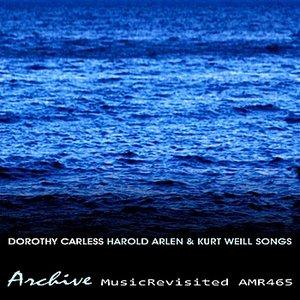 Image for 'Harold Arlen and Kurt Weill Songs'