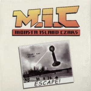 Image for 'Escape / Mic Line'
