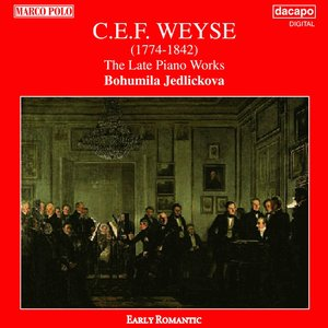 Image for 'Weyse: Late Piano Works'