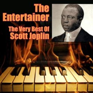 Image pour 'The Entertainer - The Very Best Of Scott Joplin'
