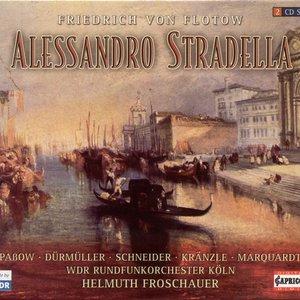 """Flotow, F. Von: Alessandro Stradella [Opera]""的封面"