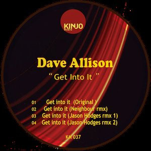 """Image for 'Kinjo 37  """"Get into It"""" EP'"""