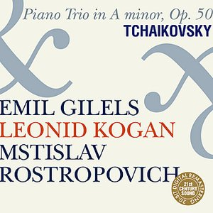 Image for 'Tchaikovsky: Trio for Piano and Strings in A Minor, Op. 50'
