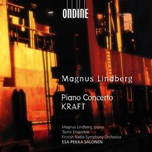Image for 'Lindberg, M.: Piano Concerto / Kraft'
