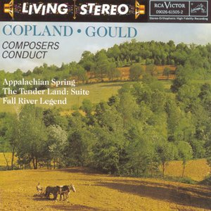 Image for 'Composers Conduct Appalachian Spring; The Tender Land: Suite; Fall River Legend'