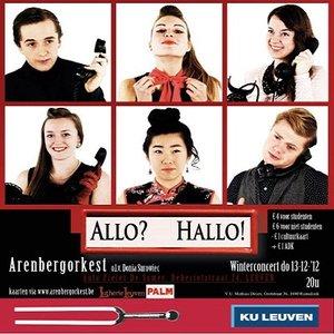 Image for 'Allo? Hallo!'