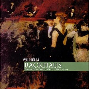 Image for 'Backhaus: Brahms - Piano Concerto No. 2, Piano Works'