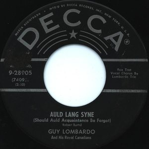 Image for 'Auld Lang Syne'
