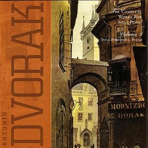 Image for 'Dvorak - Complete Works for Solo Piano; Vol. 2'