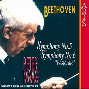 Image for 'Beethoven: Symphonies Nos. 5 & 6'