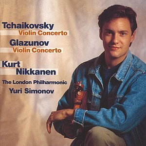 Image for 'Tchaikovski, Glazunov, violin concertos, The London Philharmonic'