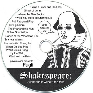 Image for 'Shakespeare: All the thrills without the frills'