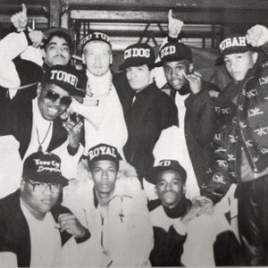 Image for 'Tuff Crew'
