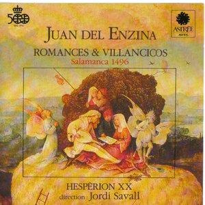 Image pour 'Romances & Villancicos'