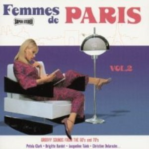 Image for 'Femmes de Paris, Volume 2'