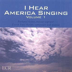 Image for 'I Hear America Singing, Volume 1'