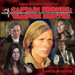 Image pour 'Captain Kronos: Vampire Hunter - Original Motion Picture Soundtrack'