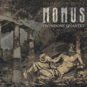 Image for 'Dubois, Pierre Max - Quator pour trombones: I. Allegro ben mod'