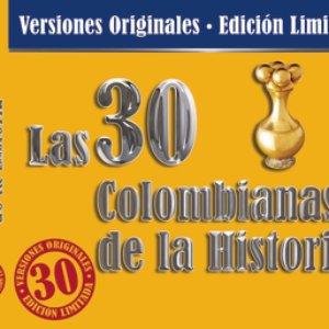 Image for 'Las 30 Colombianas De La Historia'