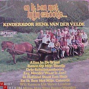 Image for 'Henk van der Velde's Kinderkoor'