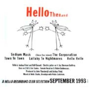 Image for 'Hello the Band'