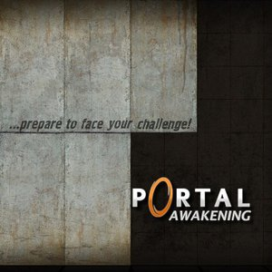 Image for 'Portal : Awakening OST'