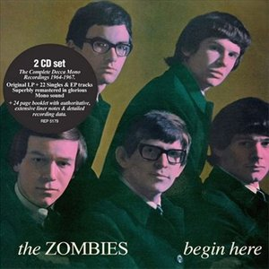 Image for 'Begin Here: The Complete Decca Mono Recordings 1964-1967'
