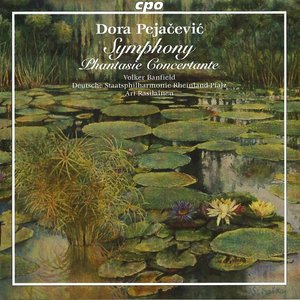 Image for 'Pejacevic: Symphony in F sharp minor, Op. 41 - Phantasie concertante'