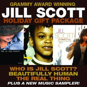 Image for 'Jill Scott Holiday Gift Package'
