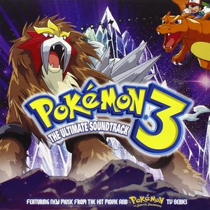 Image pour 'Pokemon 3 - The Ultimate Soundtrack'
