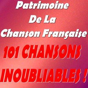 Image for 'Patrimoine de la chanson française (101 chansons inoubliables !)'