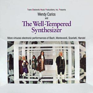 Image for 'The Well-Tempered Synthesizer'