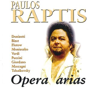Image for 'Operatic arias for tenor'